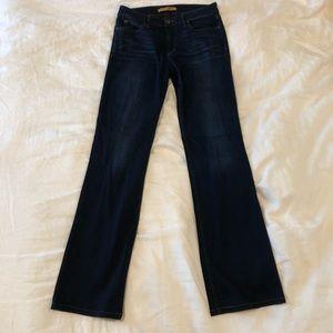 Joe's Jeans Flawless Honey Bootcut Curvy Sz 30